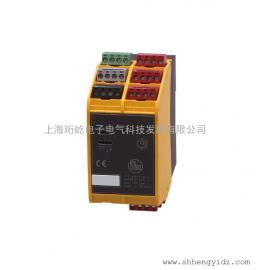 易福门IFM安全继电器应用原理G1502S