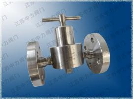 手动不锈钢YT-1压力调节器-中力阀门