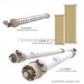 膜天超滤膜UOF-640 中空纤维超滤膜 PVDF柱式膜组件
