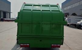 小型5吨压缩垃圾车 勾臂式垃圾车