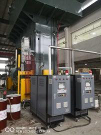 硫化成型高温模温机,硫化成型油加热设备