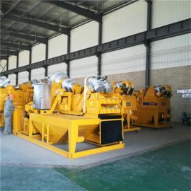 打桩泥浆废水处理设备泥浆分离器