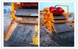 桩基泥浆处理分流器泥沙分离机