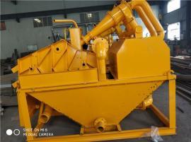 高铁桩基泥浆处理 旋挖钻泥浆分离机设备