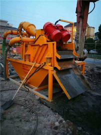 砂场泥浆分离机桩基泥浆分离器