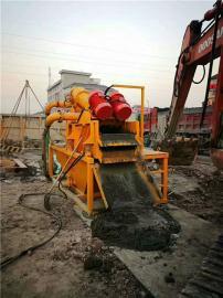 WFL-100公路桩基础钻眼泥浆分离机