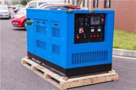 欧洲狮400a柴油发电电焊机静音式