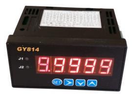 GY814 五位智能�流表 ��森牌
