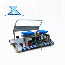 锂电池供电快铁动检设备 轨检车