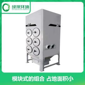 滤筒除尘器阻燃纳米激光切割除尘器金属非金属激光切割除尘系统