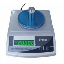 500g实验室台式精密天平 沪粤明SB5001商业数显电子秤
