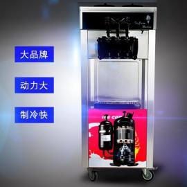 冰激凌机自助,商用软冰激凌机,硬冰激凌机报价一台