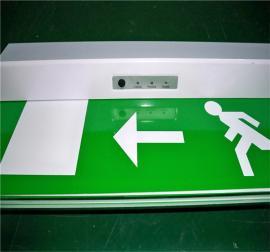 嵌入式led天花板应急灯亚克力方向出口指示灯疏散指示灯3W3小时