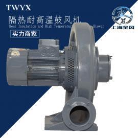 CX透浦式中压隔热铝壳中压风机 可定制防爆中压鼓风机