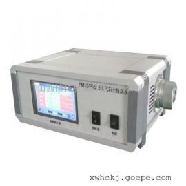 台式PM10|PM2.5大气粉尘检测仪
