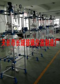 定制大型、复杂、异特实验室玻璃仪器