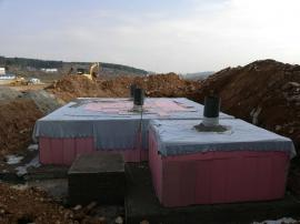 红河市雨水收系统集回收系统