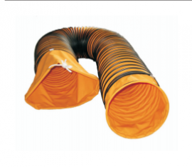 手提风机风管可伸缩D200/D300/D500/D550/D600/D700