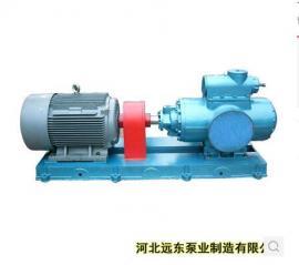 输送Q8抗磨液压油泵流量30m3/h,压力2Mpa用SNE/A280三螺杆泵
