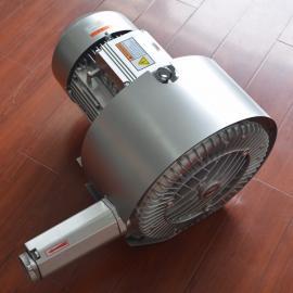 双段旋涡气泵,双叶轮高压风机