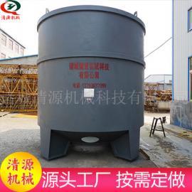 清源加工制造 高浓水力碎浆机 造纸厂高浓水力碎浆机