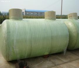 玻璃钢模压化粪池 家用化粪池 地埋化粪池 规格耐腐蚀抗老化