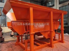4800*960振动给料机处理能力 砂石进料给料机设备