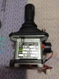 Burster压力传感器8526-6100