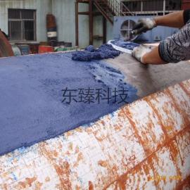 磁选机专用耐磨颗粒涂层DZ7051 耐磨涂层胶 聚合物陶瓷涂层胶