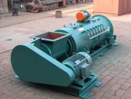粉尘加湿搅拌机.SJ200型双轴粉尘加湿搅拌机.
