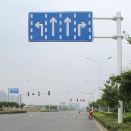 交通标志杆