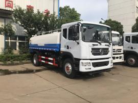 东风15吨洒水车 园林绿化洒水车