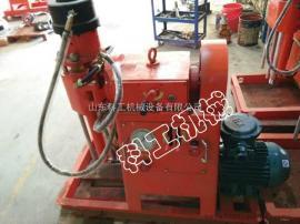 生产二重管无收缩双液ZLJ-250坑道钻机,WSS注浆法钻机