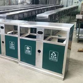 可回收垃圾桶图片 分类垃圾桶 钢制垃圾桶标识牌图片大全
