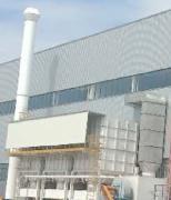蓄热式热力焚化炉-RTO
