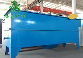混凝气浮机 气浮沉淀一体机 隆鑫环保污水处理设备