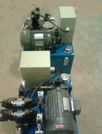 机床液压系统qy 机床液压泵站 液压站 非标液压系统订做