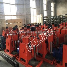 生产中铁工程ZLJ-650钻孔注浆一体机,WSS后退式双液注浆钻机