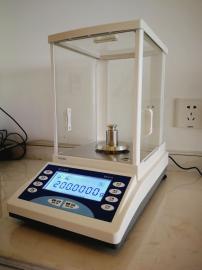 沪粤明FA1004N万分位电子分析天平 珠宝0.0001g计量台秤