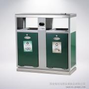室外环卫垃圾桶大号 物业小区大码垃圾桶 钢制垃圾桶尺寸规格