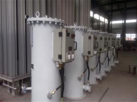 CNG电加热复热器,LNG电加热复热器,水浴式气化器