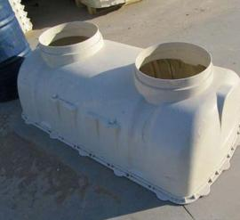 1立方1.5立方小型模压玻璃钢化粪池有现货--欢迎采购