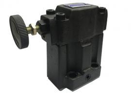 YUKEN榆次油研低噪声型先导控制溢流阀S-BG-03-V-L-40压力阀