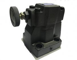 YUKEN榆次油研低噪声型溢流阀S-BG-03-V-L-40压力控制液压阀