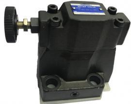 YUKEN榆次油研低噪声型先导控制溢流阀S-BG-10-V-L-40压力阀