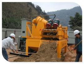 泥浆脱水分离机 污水处理固液分离机