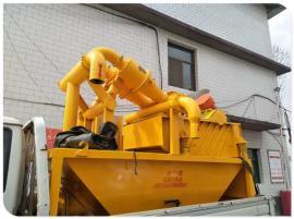 泥浆分离设备洗砂泥浆压泥压滤机