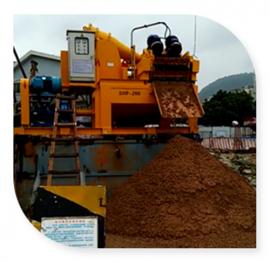 泥浆深度脱水机泥沙分离机脱水机