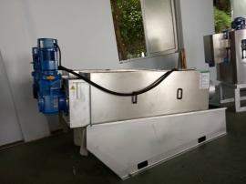 制药污泥脱水机设备鼎越 叠螺机生产