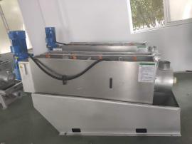 鼎越环保污泥压滤机叠螺式脱水机化工厂污水处理